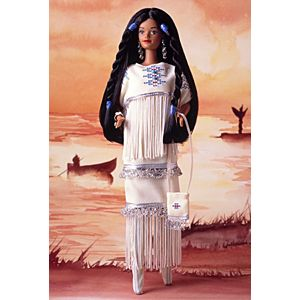 <em>Native American</em> Barbie&#174; Doll 1st Edition