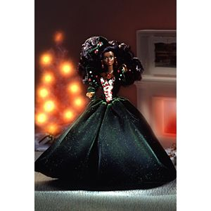1991 Happy Holidays® Barbie® Doll
