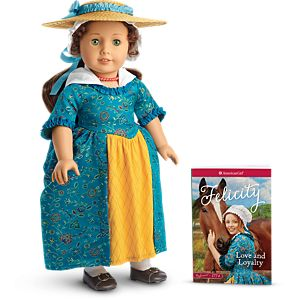 Felicity Doll, Book & Accessories