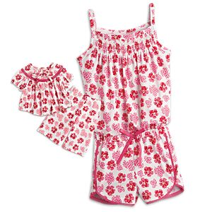 Nanea Mitchell Tropical PJs for Dolls & Girls