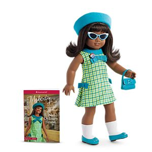 Melody™ Doll, Book & Accessories