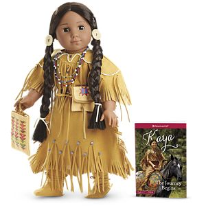 Kaya™ Doll, Book & Accessories