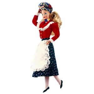 <em>German</em> Barbie&#174; Doll 1st Edition