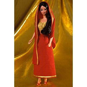 <em>India</em> Barbie&#174; Doll