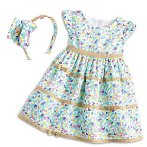 Confetti Cutie Outfit for Little Girls