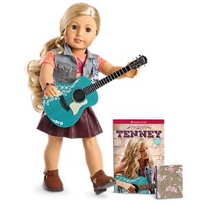 Tenney Doll, Book & Accessories