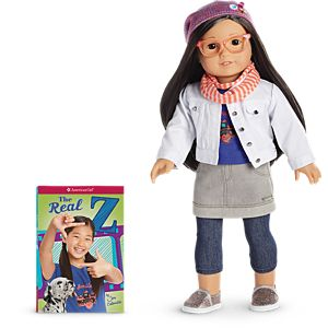 Z™ Doll, Book & Accessories