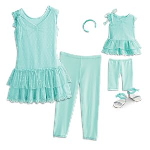 Spring Breeze Outfit for Dolls & Girls