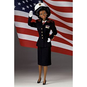 Marine Corps Barbie® Doll—African-American