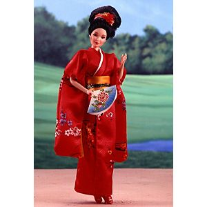 <em>Japanese</em> Barbie&#174; Doll 1st edition
