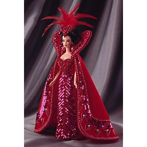 <em>Bob Mackie</em> Queen of Hearts Barbie&#174; Doll