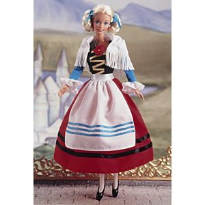 <em>German</em> Barbie&#174; Doll 2nd Edition