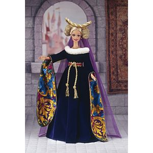 Medieval Lady® Barbie® Doll