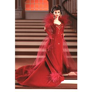 Barbie® Doll as Scarlett O'Hara (Red Dress)