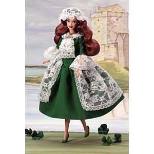 <em>Irish</em> Barbie&#174; Doll 2nd Edition