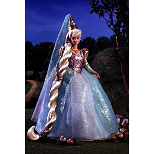 Barbie® Doll as Rapunzel