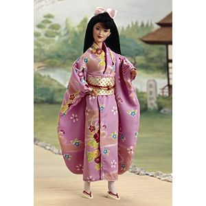 <em>Japanese</em> Barbie&#174; Doll 2nd Edition