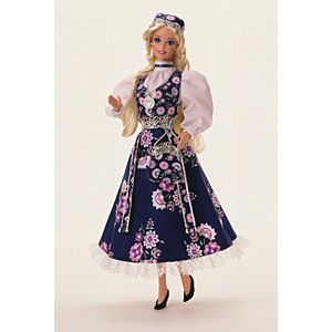 <em>Norwegian</em> Barbie&#174; Doll