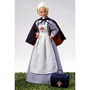Civil War Nurse Barbie® Doll