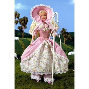 Barbie® Doll as Little Bo Peep