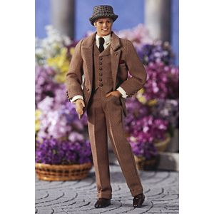 Ken® Doll as Professor Henry Higgins from My Fair Lady™