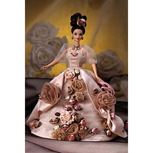 Antique Rose™ Barbie® Doll
