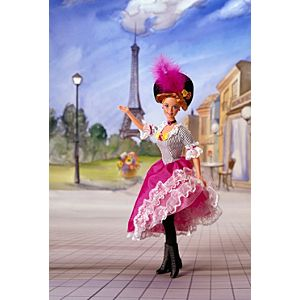 <em>French</em> Barbie&#174; Doll