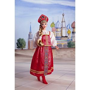 <em>Russian</em> Barbie&#174; Doll 2nd Edition