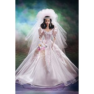 Blushing Orchid Bride™ Barbie® Doll