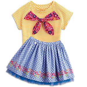 Blooms Outfit for Girls