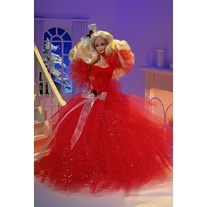1988 Happy Holidays® Barbie® Doll