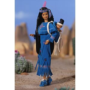 American Indian Barbie® Doll #2