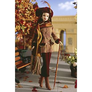 Autumn in Paris™ Barbie® Doll