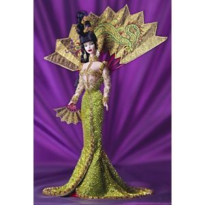 <em>Bob Mackie</em> Fantasy Goddess of Asia&#174; Barbie&#174;&nbsp;Doll