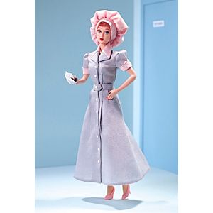 I Love Lucy® Starring Lucille Ball as Lucy Ricardo in Job Switching™
