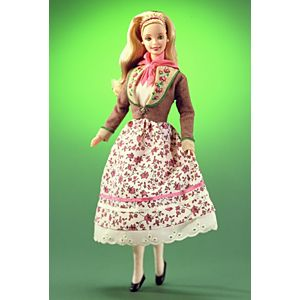 <em>Austrian</em> Barbie&#174; Doll