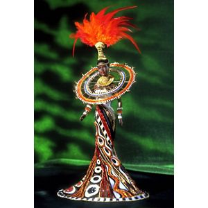 <em>Bob Mackie</em> Fantasy Goddess of Africa&#8482; Barbie&#174; Doll