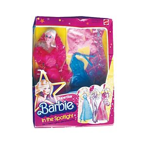 SuperStar Barbie® Doll in the Spotlight #2207