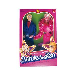 SuperStar Barbie® & SuperStar Ken® Doll Set #2422