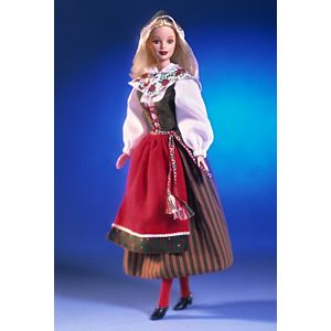 <em>Swedish</em> Barbie&#174; Doll