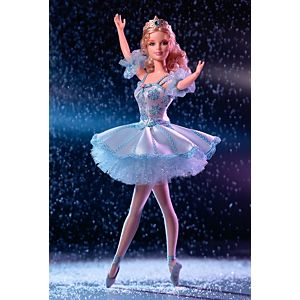 "Barbie® Doll as Snowflake in ""The Nutcracker"""