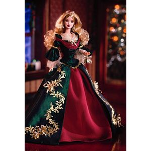Holiday Treasures™ Barbie® Doll 2000