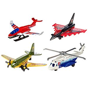 Matchbox®  Sky Busters®  4 Pack Assortment