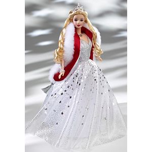 Holiday Celebration™ Barbie® Doll