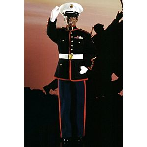 Marine Corps Ken® Doll—African-American