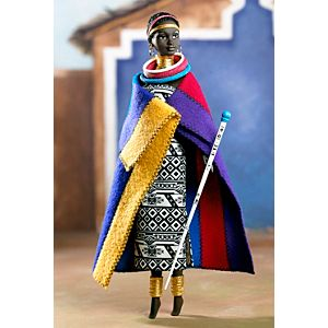 Princess of South Africa™ Barbie® Doll