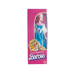 Deluxe Quick Curl Barbie® Doll #9217
