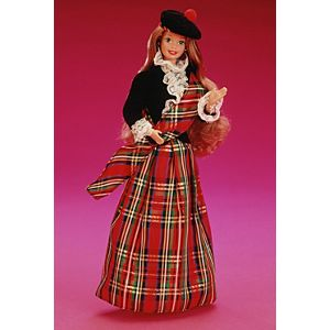 <em>Scottish</em> Barbie&#174; Doll 2nd Edition