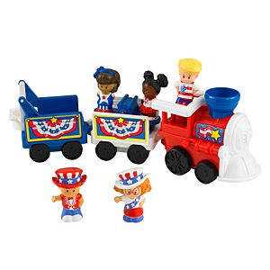 Little People® Hooray for the Red, White and Blue!