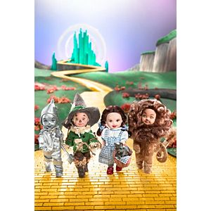Kelly® Doll and Friends—The Wizard of Oz™ Giftset